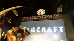 Legendary Pictures Booth At SDCC 2015