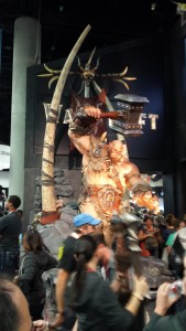 Warcraft Figure For Upcoming Movie